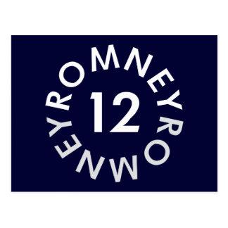 Mitt Romney 2012 Tarjetas Postales
