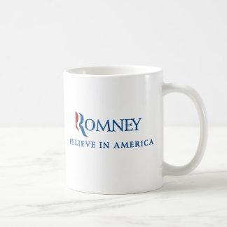 Mitt Romney 2012 Taza