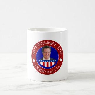 Mitt Romney 2012 Taza Clásica