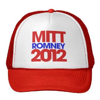 Mitt Romney 2012 Trucker Hat