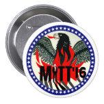 Mitt Romney 2016 3 Inch Round Button