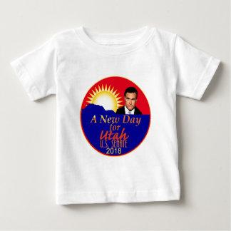 Mitt ROMNEY 2018 Senate Baby T-Shirt