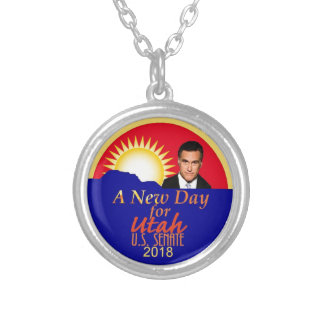 Mitt ROMNEY 2018 Senate Necklace