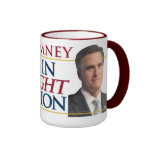 Mitt Romney A Step In The Right Direction Mug