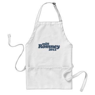 Mitt Romney Adult Apron