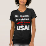 Mitt Romney anti Camiseta