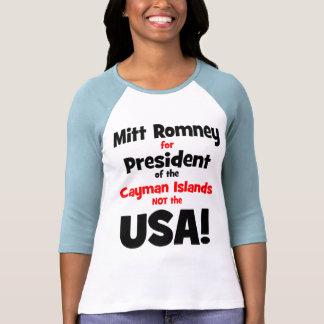 Mitt Romney anti Playera