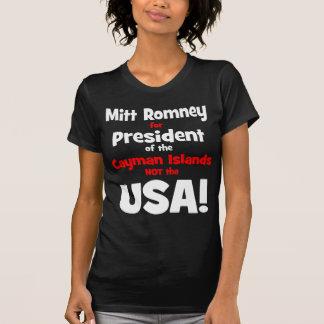Mitt Romney anti Playeras