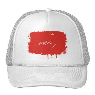 MITT ROMNEY AUTOGRAPH WHITE.png Hat