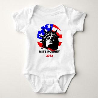 Mitt Romney Baby Bodysuit