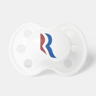 Mitt Romney  Baby Pacifier