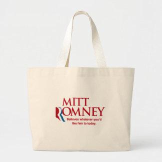 Mitt Romney Believes Whatever.png Bags