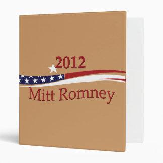 Mitt Romney Binder