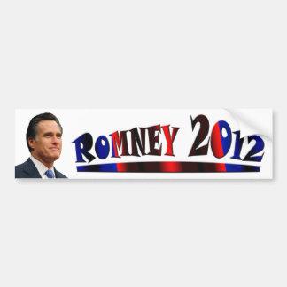 Mitt Romney Bumper Sticker