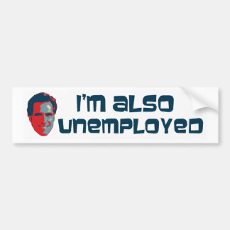 Mitt Romney Bumper Sticker 2012