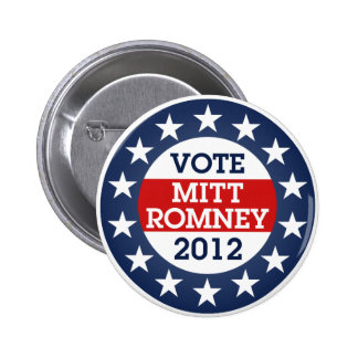 MITT ROMNEY | BUTTON