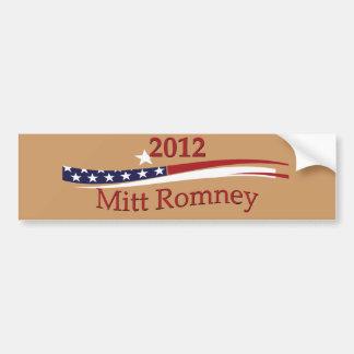 Mitt Romney Car Bumper Sticker