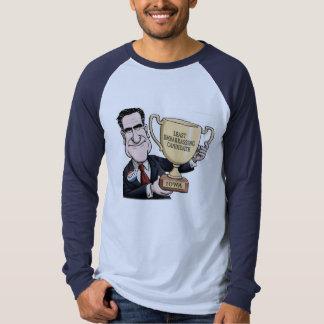 mitt romney champions tshirt