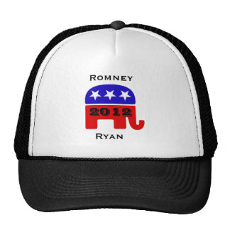 Mitt Romney Election Campaign Products Trucker Hat