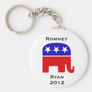 Mitt Romney Election Campaign Products Key Chains