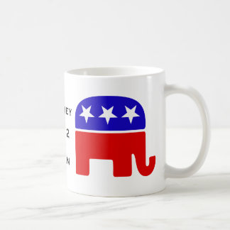 Mitt Romney Election Campaign Products Coffee Mug