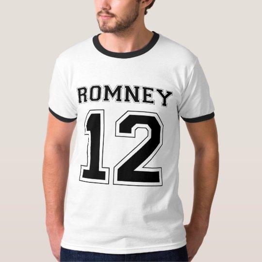 Mitt Romney en 2012 Playera
