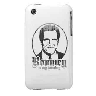 MITT ROMNEY ES MI HOMEBOY iPhone 3 CÁRCASAS