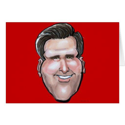 Mitt Romney Felicitación