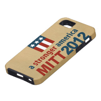 Mitt Romney for a Stronger America iPhone 5 Case