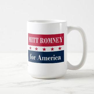 Mitt Romney for America Coffee Mug