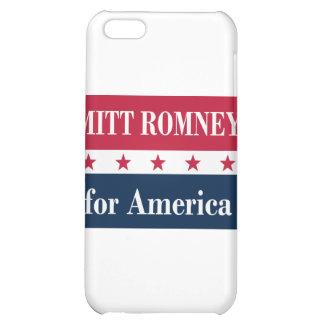 Mitt Romney for America iPhone 5C Case