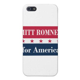 Mitt Romney for America Cover For iPhone 5