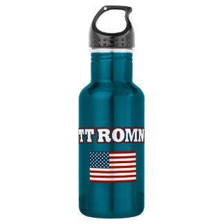 Mitt Romney for America 18oz Water Bottle