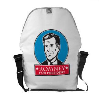 Mitt Romney For American President Courier Bag