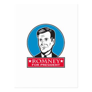 Mitt Romney For American President Post Cards