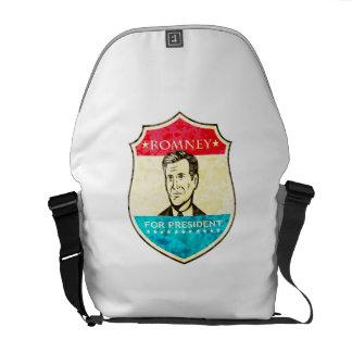 Mitt Romney For American President Shield Commuter Bags