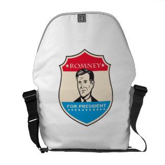 Mitt Romney For American President Shield Commuter Bag