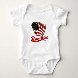 Mitt Romney for President 2012 Baby Bodysuit