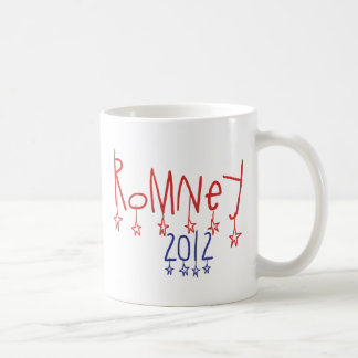 Mitt Romney for President 2012 Coffee Mug