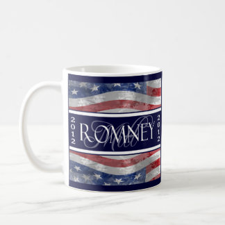 Mitt Romney for President 2012 Coffee Mug