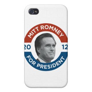 Mitt Romney For President 2012 Covers For iPhone 4