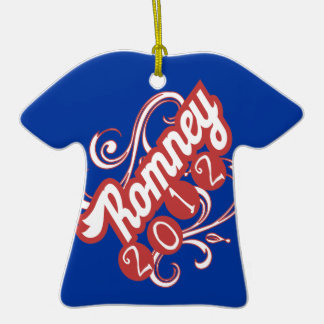 Mitt Romney for President - 2012 Election Gear Christmas Tree Ornaments