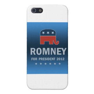 Mitt Romney For President 2012 iPhone 5 Covers