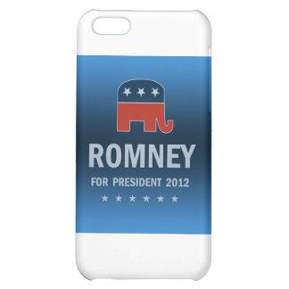 Mitt Romney For President 2012 iPhone 5C Cases