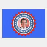 Mitt Romney for President 2012 Lawn Signs
