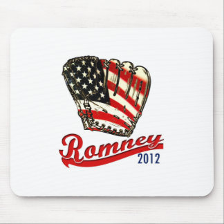 Mitt Romney for President 2012 Mouse Pad