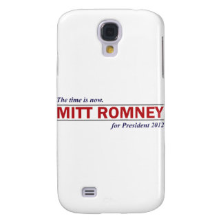Mitt Romney for President 2012 The Time is Now Samsung Galaxy S4 Covers