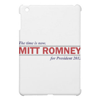 Mitt Romney for President 2012 The Time is Now iPad Mini Case