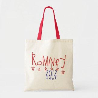 Mitt Romney for President 2012 Tote Bag