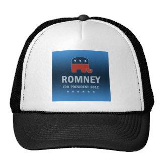 Mitt Romney For President 2012 Trucker Hat